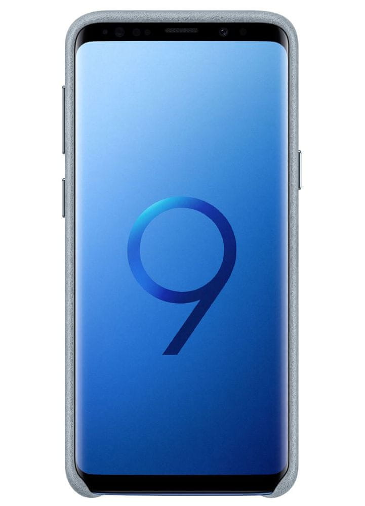Samsung Alcantara Cover Mint pro G965 Galaxy S9 Plus (EF-XG965AMEGWW)