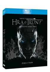 Hra o trůny / Game of Thrones - 7. série (3BD VIVA balení)   - Blu-ray