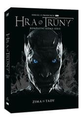Hra o trůny / Game of Thrones - 7. série (4DVD VIVA balení)   - DVD