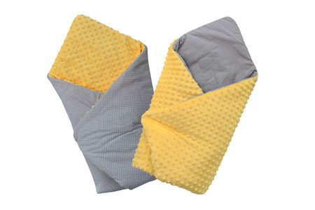 COSING otroška vreča MINKY, rumena