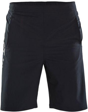 Craft Rövidnadrág Deft Stretch fekete XL