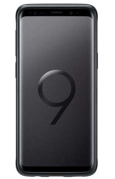Samsung Tvrzený ochranný zadní kryt pro Samsung Galaxy S9+ (EF-RG965CBEGWW)