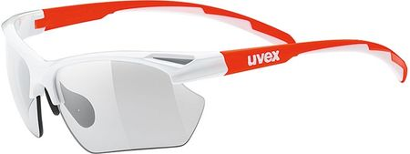 Uvex Sportstyle 802 Small Vario White Orange (8301)