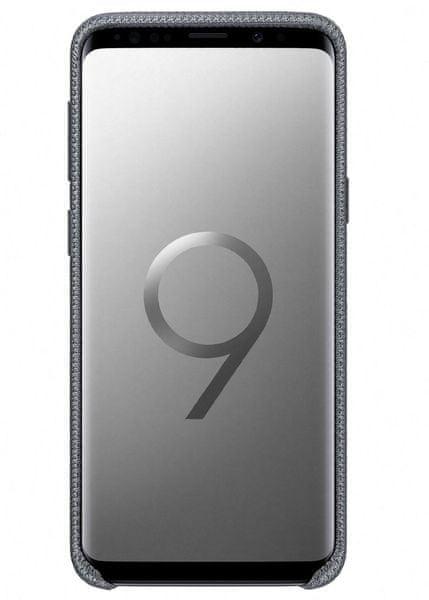 Samsung Látkový odlehčený zadní kryt pro Samsung Galaxy S9+ (EF-GG965FJEGWW)