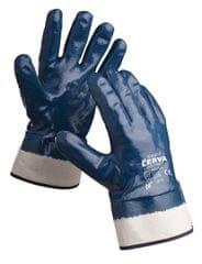 Červa Nitrilové pracovné rukavice Swift 10