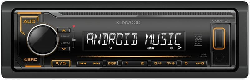 Kenwood Electronics KMM-104AY