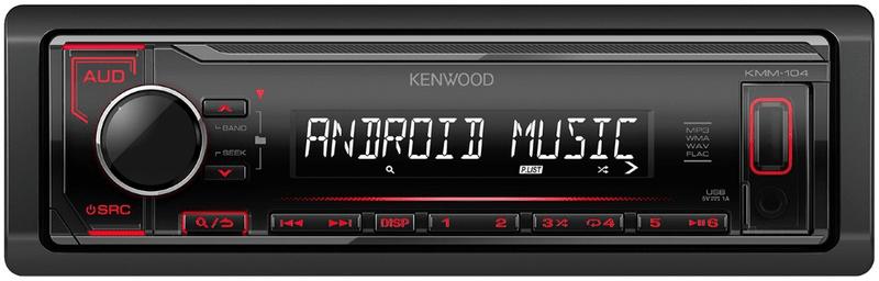 Kenwood Electronics KMM-104RY