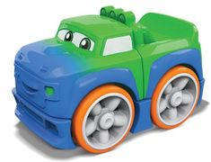 MEGA BLOKS Závodní auto Turner