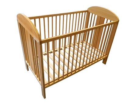 COSING łóżeczko dziecięce MAGDA, naturalne