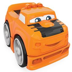 MEGA BLOKS Závodní auto Kevin