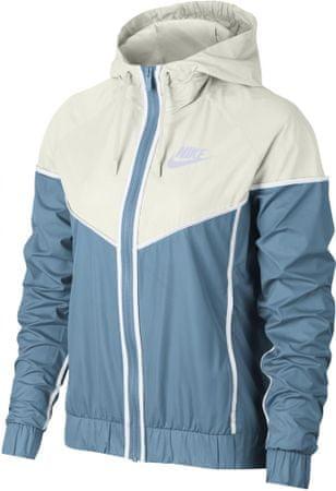 Nike kurtka damska W NSW WR JKT Leche Blue Sail Leche Blue M