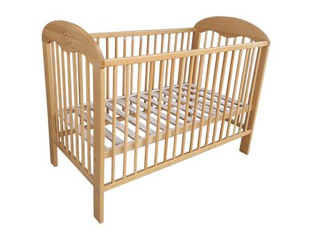 COSING otroška posteljica OSCAR, naravna