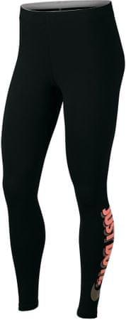 Nike ženske legice W NSW Lggng Jdi Club Black Sepia Stone, XS