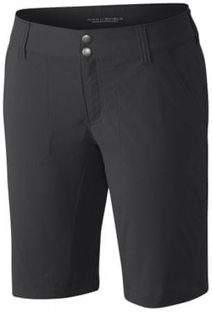 COLUMBIA spodenki damskie Saturday Trail Long Short Black 4
