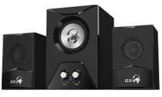 Genius zvočniki SW-G2.1 500 gaming