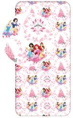 Jerry Fabrics Bavlněné prostěradlo Princezny 2017