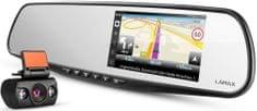 LAMAX multimedialny zestaw samochodowy Drive S5 Navi+
