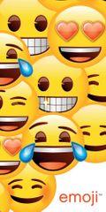 Jerry Fabrics Osuška Emoji