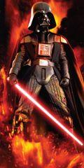 Jerry Fabrics Fürdőlepedő SW Darth Vader