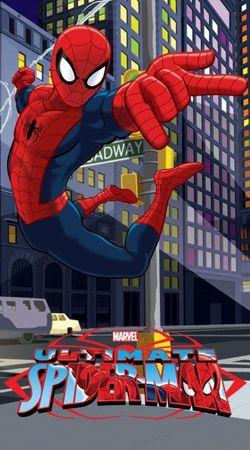 Jerry Fabrics ręcznik Spiderman 2015
