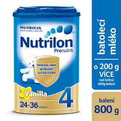 Nutrilon 4 Vanilla - 800g