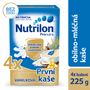 1 - Nutrilon Mléčná kaše vanilková - 4 x 225g