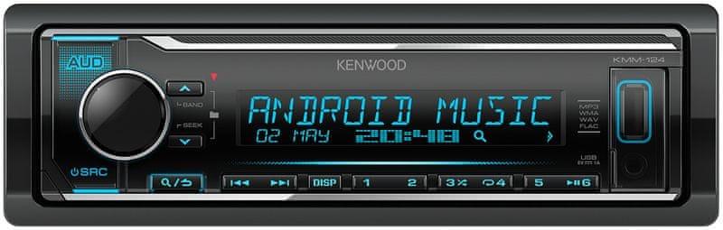 Kenwood Electronics KMM-124