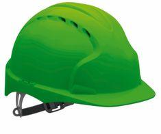 JSP Ochranná pracovná prilba JSP EVO2 zelená