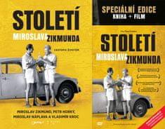 Zikmund Miroslav: Století Miroslava Zikmunda - dárkové provedení s DVD