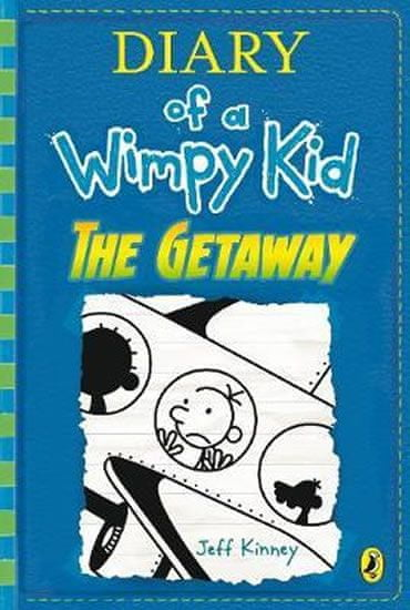 Kinney Jeff: Diary of a Wimpy Kid 12: The Getaway