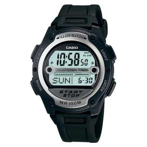 Casio Collection W-756-1AVEF