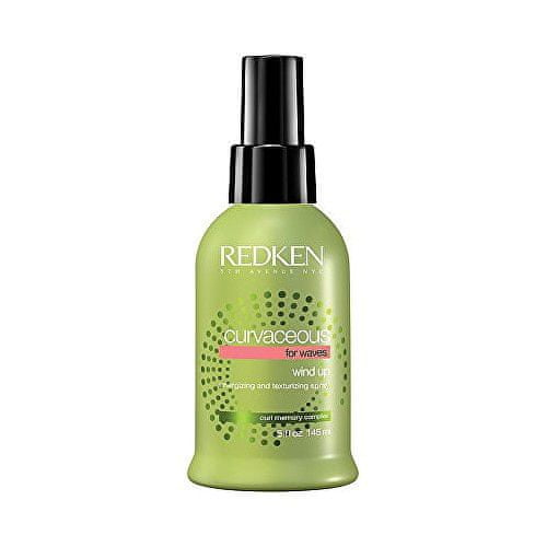 Redken Oživující sprej pro kudrnaté vlasy Curvaceous (Wind Up Energizing And Texturizing Spray) 145 ml