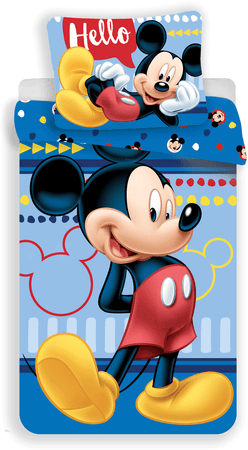 Jerry Fabrics Obliečky Mickey 004