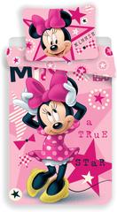 Jerry Fabrics Povlečení Minnie True star