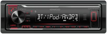 Kenwood Electronics KMM-BT204