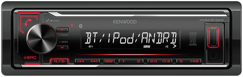 Kenwood Electronics KMM-BT204