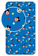 Jerry Fabrics prześcieradło bawełniane Myszka Miki 04