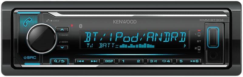 Kenwood Electronics KMM-BT304