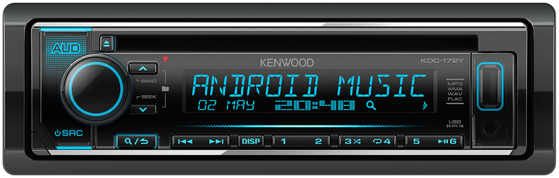 Kenwood Electronics KDC-172Y