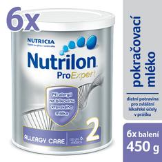 Nutrilon 2 Allergy care - 6 x 450g