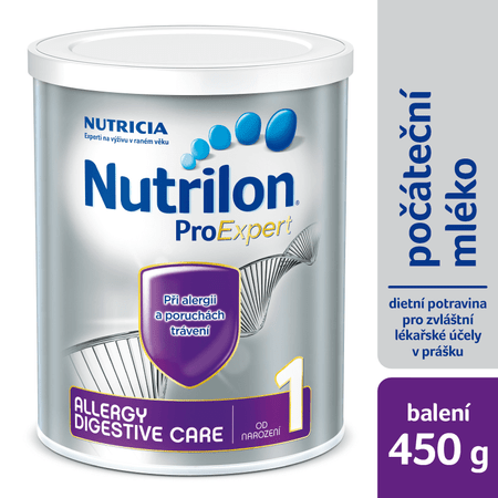Nutrilon 1 Allergy Digestive Care - 450g