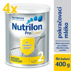 Nutrilon 2 Omneo Comfort - 4 x 400g