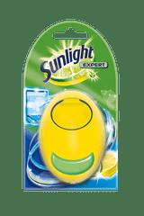 Sunlight mosogatógép illatosító, Citrom