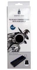 Spartan Gear vertikalno stojalo za PS4, črno