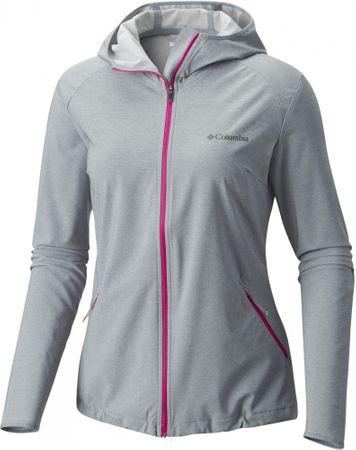 Columbia ženska jakna Heather Canyon Softshell Jacket, Grey Ash Heather, XS