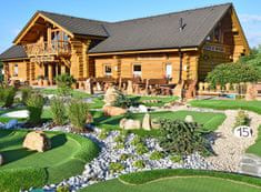 Poukaz Allegria - adventure golf pro dva s obědem