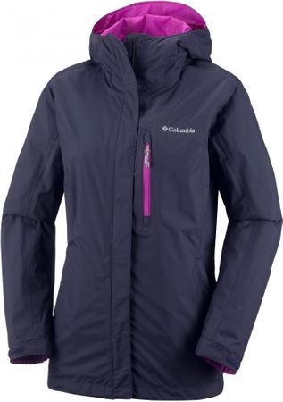 Columbia ženska jakna Pouring Adventure II Jacket, Nocturnal XS