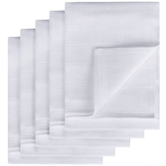 T-tomi TETRA plenice iz blaga, 5 kosov, bele