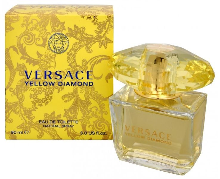 Versace Yellow Diamond - EDT 90 ml