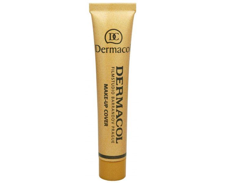 Dermacol Make-up Cover pro jasnou a sjednocenou pleť 30 g (Odstín Odstín č. 210)